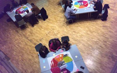 Facilitation d'un atelier d'élaboration d'idées d'actions