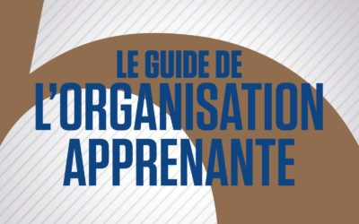 Contribution au Guide de l'organisation apprenante