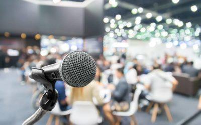 Prise de parole en public : module avec les étudiants